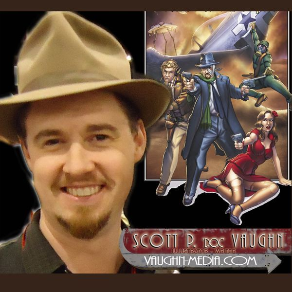 "Scott P. ""Doc"" Vaughn"