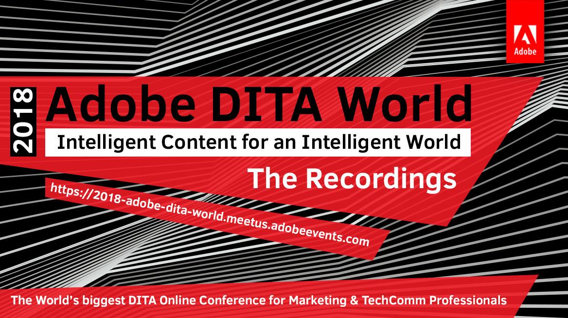 0e5bfae8508d Adobe DITA World 2018 – Speakers - Adobe DITA World 2018 – The DITA Online  Conference